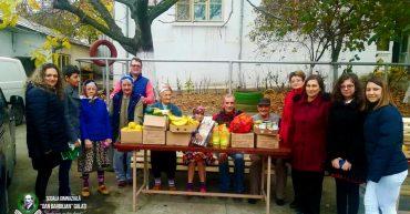 donatii scoala dan barbilian galati